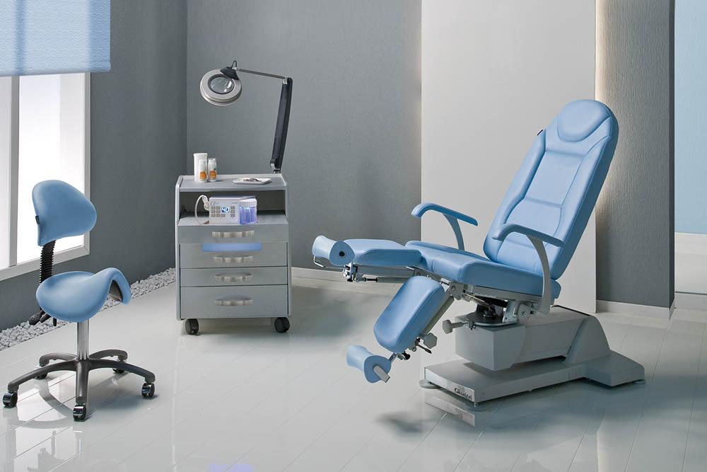 Gharieni podiatry chair PLS Podo XP